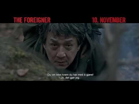 The foreigner (spot_norsk)