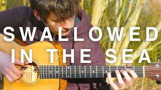 Swallowed in the Sea - Coldplay [Fingerstyle Guitar Cover by Eddie van der Meer]
