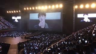 171021 Taiwan Taipei BTS concert mv