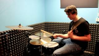 Nickelback - When We Stand Together (Drum Cover)