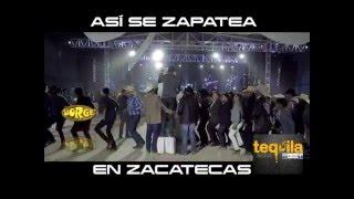 ASI SE ZAPATEA EN ZACATECAS ZAPATEADO Y HUAPANGO 2016 BY DJ JORGE