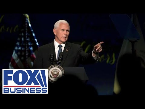 Live: Mike Pence joins Perdue, Loeffler rally in Georgia