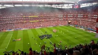 Benfica - Bailando