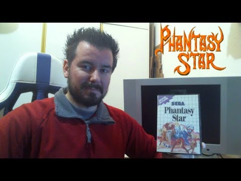 PHANTASY STAR (Master System) - Uno de los RPGs más influyentes de los 8 bits