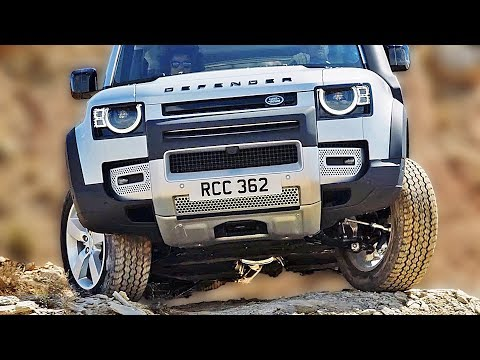 """2020 Land Rover DEFENDER ? Ready to fight the G-Class"""""""""""