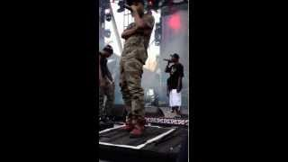 SpaceGhostPurrp - Mystical Maze live at ultra