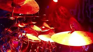 BELPHEGOR@Lucifer Incestus [Nov 2003]-Ravager [Session Drummer] Live in Poland 2018 [Drum Cam]