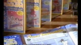 Spot Disney's Magic English in VHS (30 sec) - DeAgostini - 1999