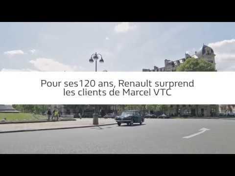 Renault: Le voyage dans le temps