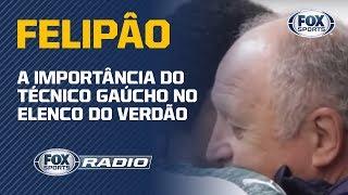 EMOCIONANTE! Veja discurso de Felipão após a vitória do Palmeiras contra o Grêmio