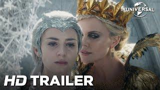 The Huntsman Winter's War (2016) Global Trailer (Universal Pictures)