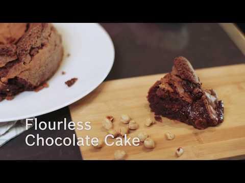 Chokladkaka / Kladdkaka utan vanligt mjöl