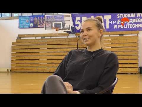 Rozmowa Dnia: Agata Skiba - kapitan kś AZS pś Gliwice