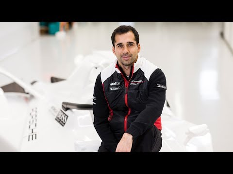 Meet the Driver: Neel Jani is Porsche?s first Formula E Driver.