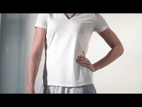 G2F21K203_Galleria Short Sleeve Polo