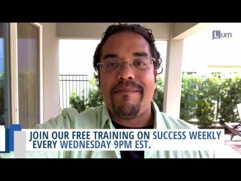 Success Weekly #21  Copywriting Bootcamp Webinar #3 Invitation