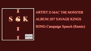 Eminem - Campaign Speech Unofficial Cover/Remix