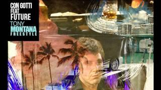 Тони Монтана - ConGotti ft. Future - Tony Montana Freestyle