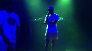 Tyler, the Creator - What the fuck right now | Live in Prague (CZ)
