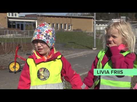 Kungälv - Invigning av Björkängens förskola