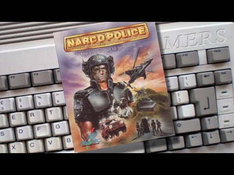 Amigamers Review#01 Narco Police
