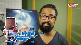 Capitão Cuecas: O Filme | Sabri Lucas | 20th Century FOX Portugal