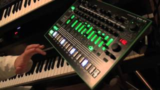 Synth Lab looks at Roland JP-8000 and TR-8