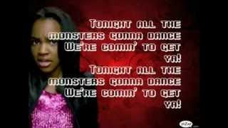 China Anne Mcclain | Calling All The Monsters (LYRICS)