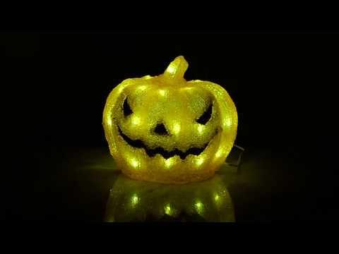 Veckans test: Halloweenbelysning