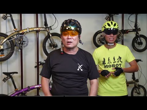 Jack Neo 梁导 x MOBOT ebike x CAMP bicycle | Facebook Live 26022021