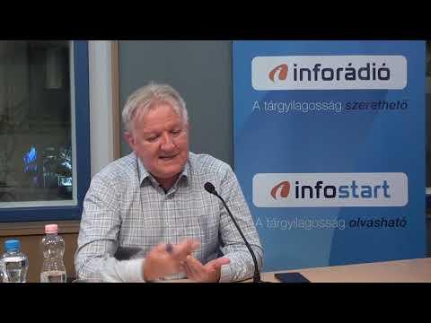 InfoRádió - Aréna - Závecz Tibor - 2021.08.02.