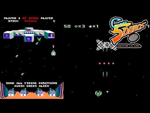"""RAIDERS - """"CON 5 DUROS"""" Episodio 764 (+Uchūsen Gamma MSX) (1cc) (2 loops) (CTR)"""