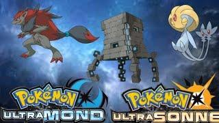 Pokemon US/UM 3 Stunden Shiny Wondertrade