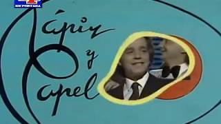 Lápiz y papel (1981-1982) Cabecera. Concurso de TVE