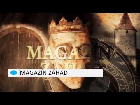 Magazín záhad - od 30. srpna na televizi KINOSVĚT