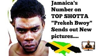 Jamaica most wanted Prekeh Bwoy publish new pictures