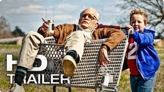Exklusiv: JACKASS: BAD GRANDPA Trailer Deutsch German | 2013 Johnny Knoxville Movie [HD]
