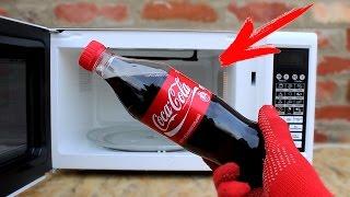 EXPERIMENT: Microwave VS Coca Cola