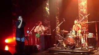 Emicida & Curumin (Everybody loves the Sunshine+Volupia)Sesc vila mariana 14/12/12