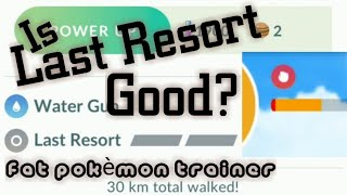 "POKEMON GO ""FAT POKÈMON TRAINER"" - Ep. 24 ""Last Resort"""