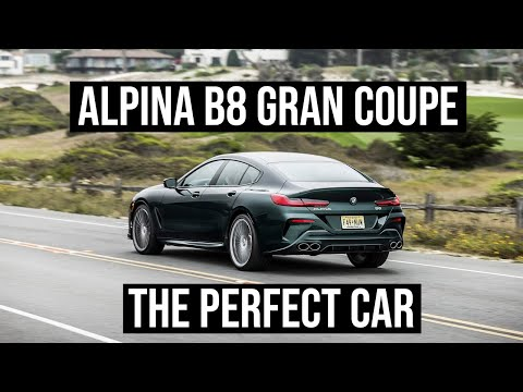 2022 BMW ALPINA B8 Gran Coupe - Best Looking BMW Today?