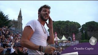 Claudio Capéo  au Festival de Carcassonne :