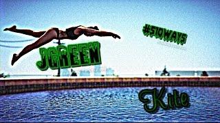 """JGreen - """"Kite"""" Music Video (Rockstar Editor)"""