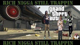 Migos - Rich Nigga Still Trappin' (Back To The Bando) Music Video | GTA5