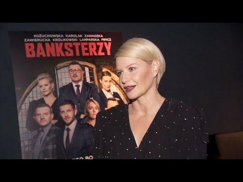 """Małgorzata Kożuchowska opowiedziała o swojej roli w filmie """"Banksterzy""""! [Banksterzy]"""