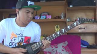Slipknot - Killpop (Guitar cover with solo) album .5: The Gray Chapter