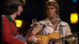 Glen Campbell & Carl Jackson - Glen Campbell Live in London (1975) - Dueling Banjos