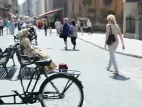 CARPATHIAN TOURS Ukraine shares: 12/05/2012 Bikeparade Lviv 'Without Borders'.mp4