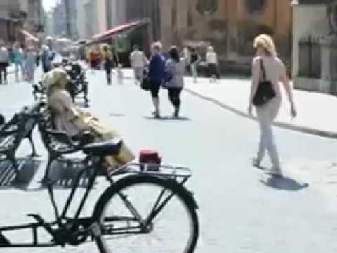 CARPATHIAN TOURS Ukraine shares: 12/05/2012 Bikeparade Lviv 'Without Borders'.mp4