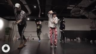 "Momo Koyama""One Touch Baauer Feat. Aluna George&Rae Cremmurd""@En Dance Studio SHIBUYA"